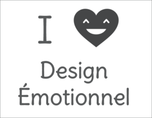 I love design émotionnel