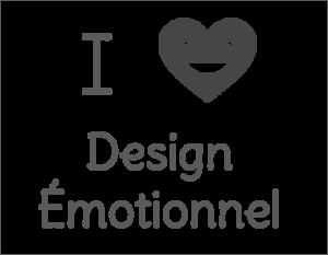 I love design émotionnel