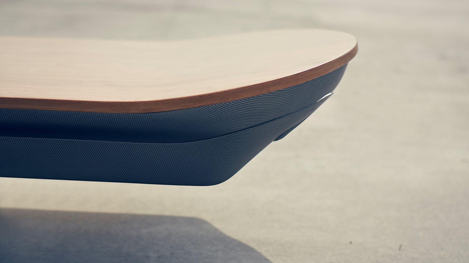 le hoverboard de lexus exemple d 39 objet fantasm des marques perspectives. Black Bedroom Furniture Sets. Home Design Ideas